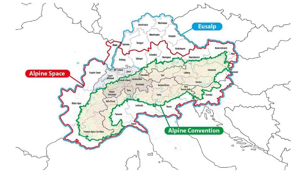 Cartina Economica Lombardia.Trail Lombardia